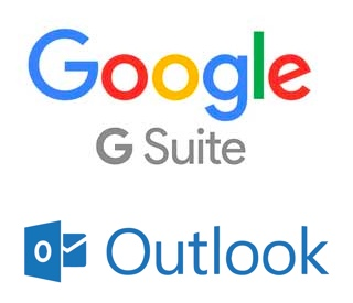 G Suite and Outlook 365