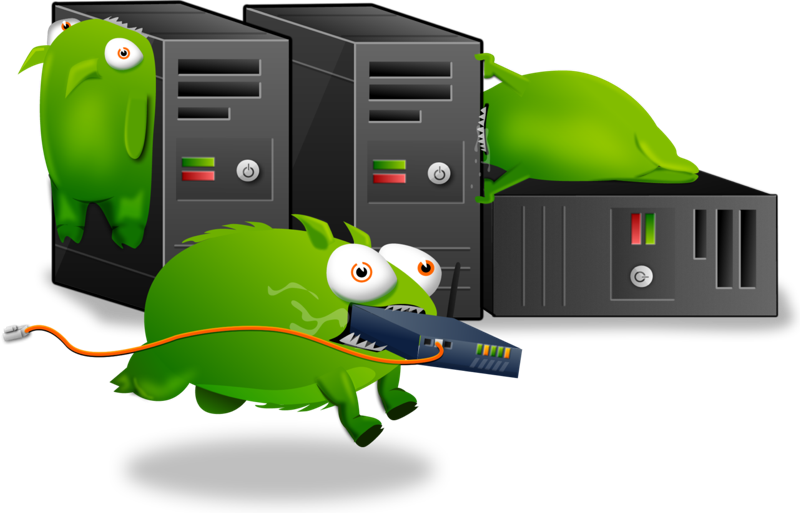 Dedicated Databases for Secure Web hosting
